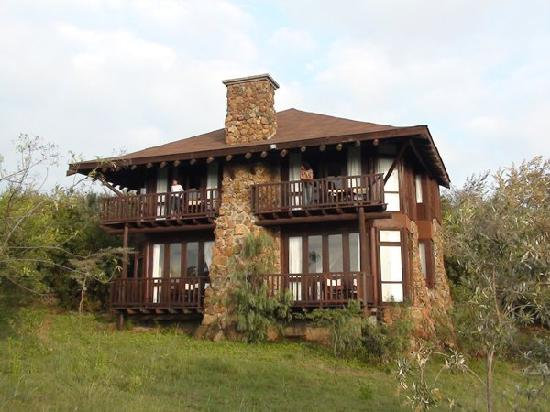 Cottage we stayed - Picture of Great Rift Valley Lodge ...