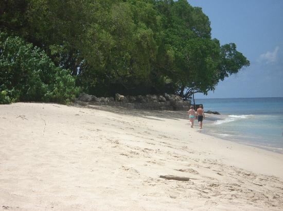 Sunset Crest, Barbados: Our Nearest Beach