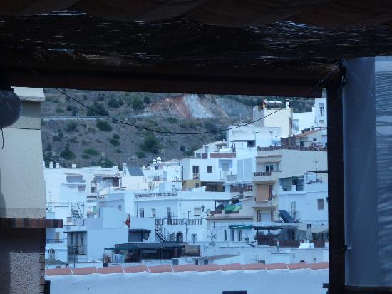 Hotel Almijara: otras vistas desde la terraza.