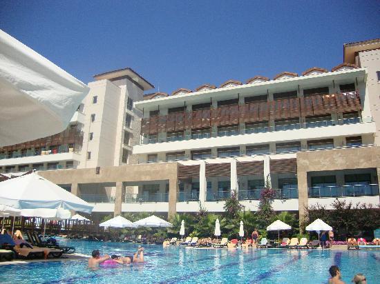 Alba Royal Hotel: Hotel