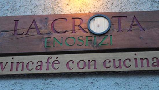 Bardonecchia, إيطاليا: la crota - enosfizi