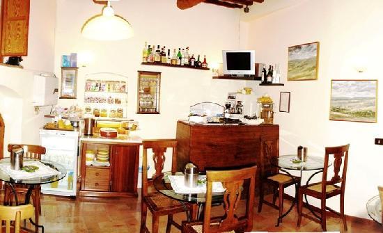 Hotel Restaurant Pallotta Assisi: Sala Colazione