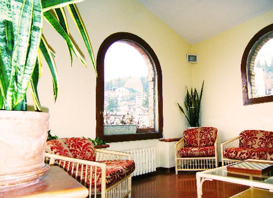 Hotel Restaurant Pallotta Assisi: Belvedere