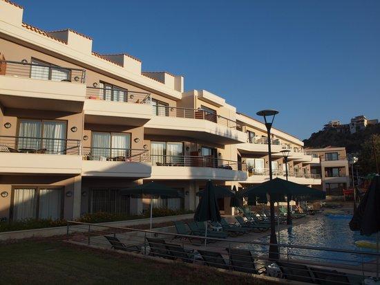 Porto Platanias Beach Resort & Spa: Villa di porto