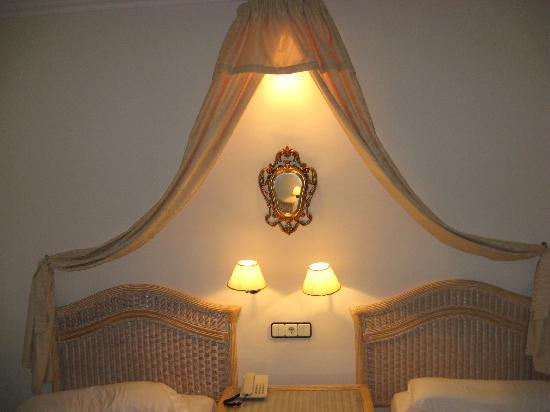 Hotel Eden Roc by Brava Hoteles : Une chambre standard