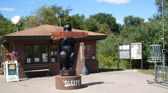 Laingsburg, MI: Welcome to Sleepy Hollow Campground