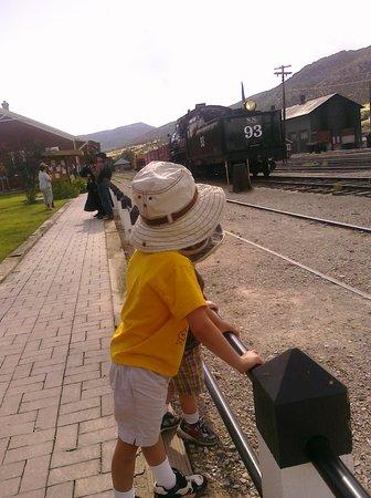Nevada Northern Railway Museum: #93