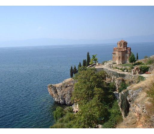 Lake Ohrid: オフリド湖