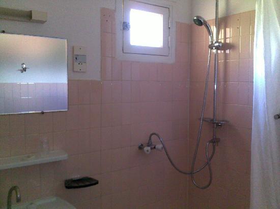 Hotel Le Vaita : salle de bains