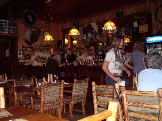 Proud Cut Saloon: interno del ristorante
