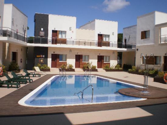 Aparthotel Novo Sancti Petri: piscina