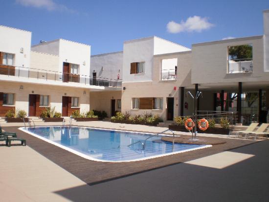 Aparthotel Novo Sancti Petri: Apartamentos