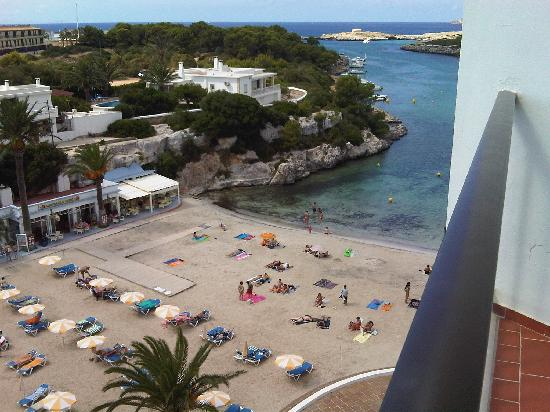 Santandria Playa Hotel : View from the 6th floor