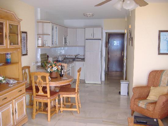 Macdonald La Ermita Holiday Resort: Living Room
