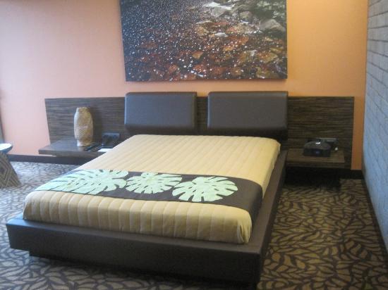 Diez Hotel Categoria Colombia: la habitacion acogedora y amplia