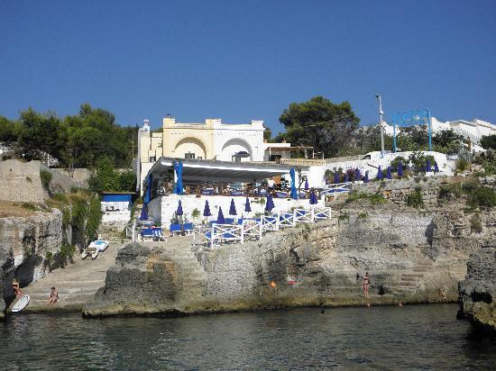 Marina di Novaglie, Italia: dal mare