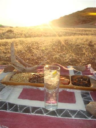 Desert Homestead Lodge : Impression Sundowner-Ritt