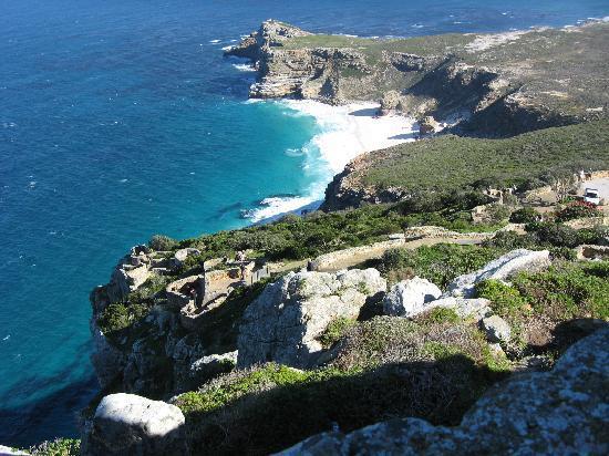 Cape Town Day Tours: traumhafter Blick von oben