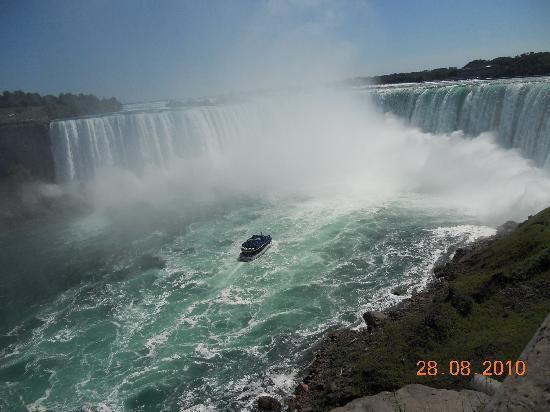 شيراتون باركوتي ترونتو نورث - ريتشموند: 90 Minuten zu den Niagarafällen