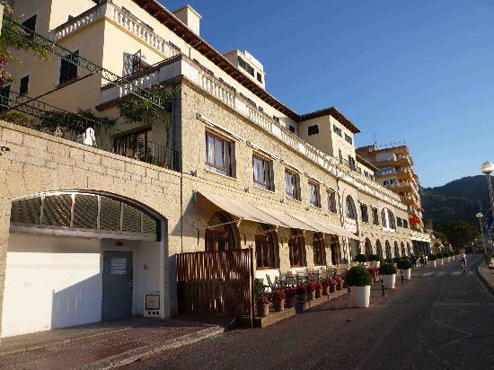 Esplendido Hotel: The Esplendido - 'Splendid'