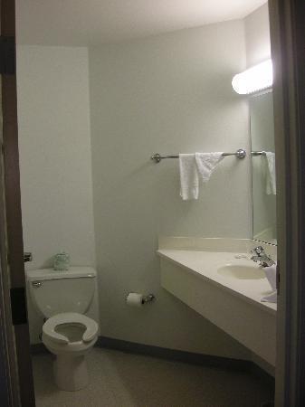 Econo Lodge: bagno