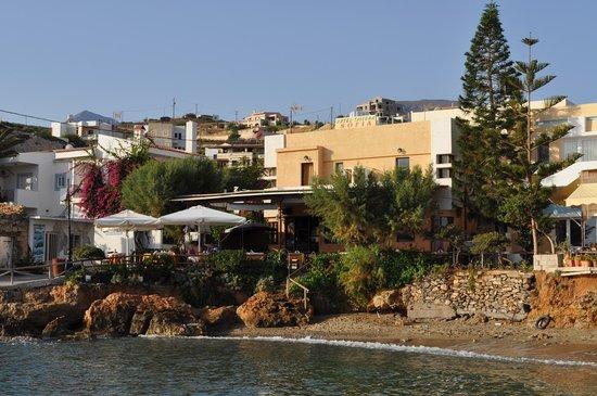 Mochlos, اليونان: Hôtel Sofia