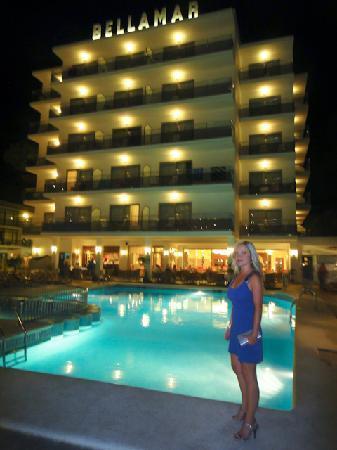 Bellamar Hotel : The pool area