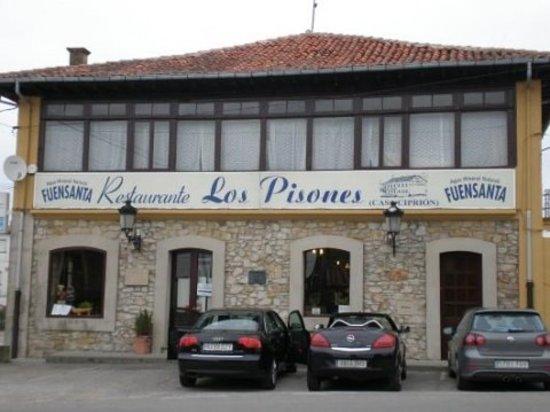 Villaviciosa, Spanyol: Fachada principal