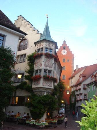 "Gasthof zum Baren: Blick zum Hotel ""Zum Bären"""
