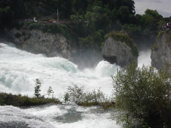 Gasthof zum Baren: Rheinfall Schaffhausen (Schweiz)