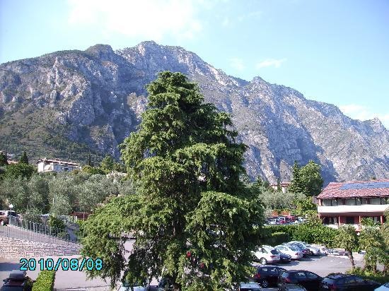 Hotel Du Lac: Blick vom Balkon