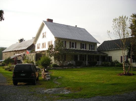 Inn At Buck Hollow Farm: your home for the night