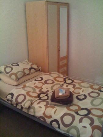 Hotel24seven Bristol: Budget Single