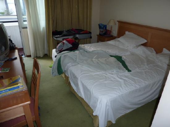 Hotel Orquidea : Zimmer