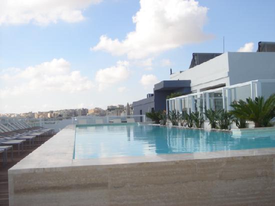 The George Hotel: piscine