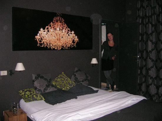 Charming Brugge: Our room