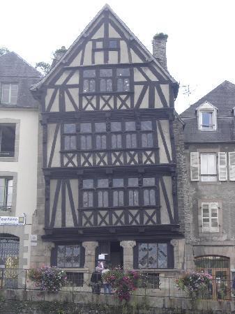 Maison de la Reine Anne à Morlaix