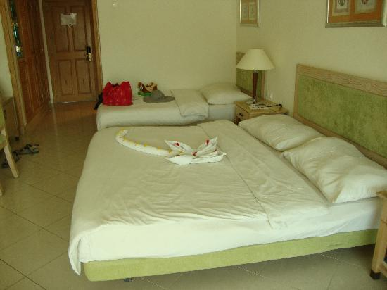 Movenpick Resort Taba Hotel: chambre