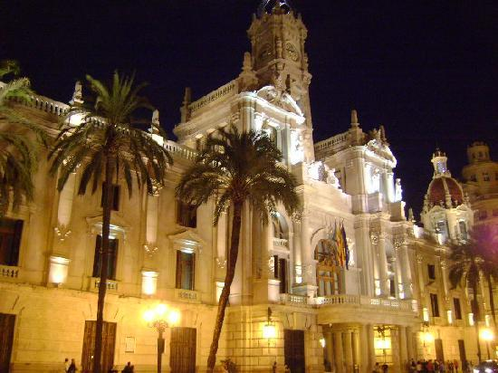 Walencja, Hiszpania: Ayuntamiento de Valencia