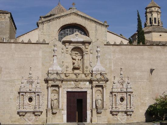 Real Monasterio de Santa María de Poblet: Monastère de Poblet, la facade