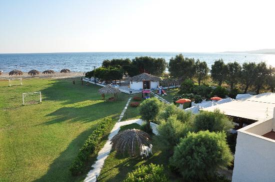 Hotel Portofina: Dalla mia camera
