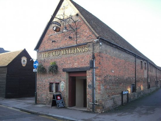 the Lounge: Lounge at the Old Maltings