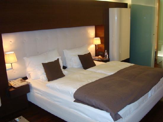 SIDE Design Hotel Hamburg: Side Hotel Room