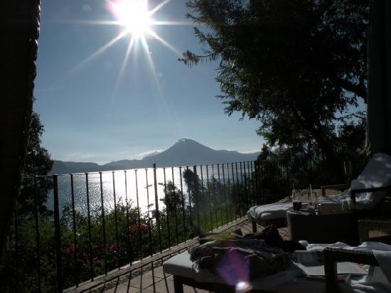 Chichicastenango, Guatemala: Hotel, terraza