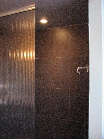 Iron Horse Hotel: Shower