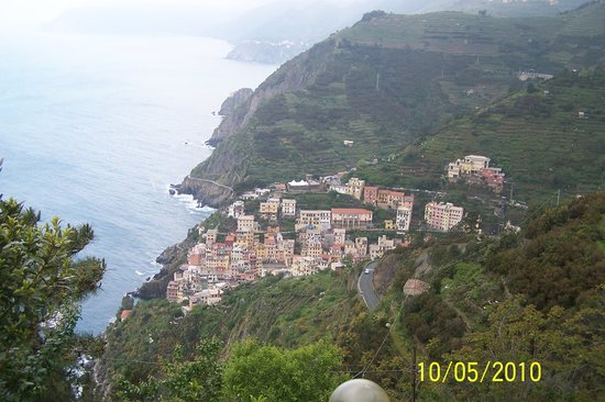 Under The Tuscan Sun Tours: Riomaggiore
