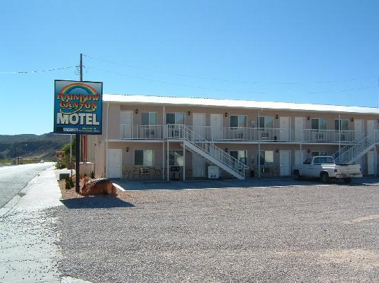 Caliente, NV: Motel Picture
