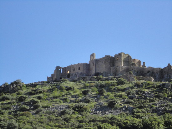 Sacro Convento y Castillo de Calatrava La Nueva