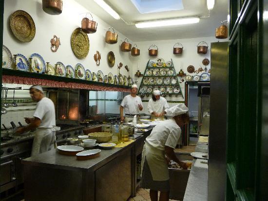 Risotto romano picture of trattoria da romano burano for Romano italian kitchen