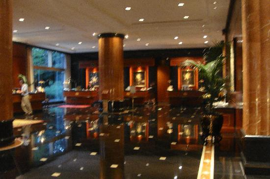 The Westin Tokyo: Reception